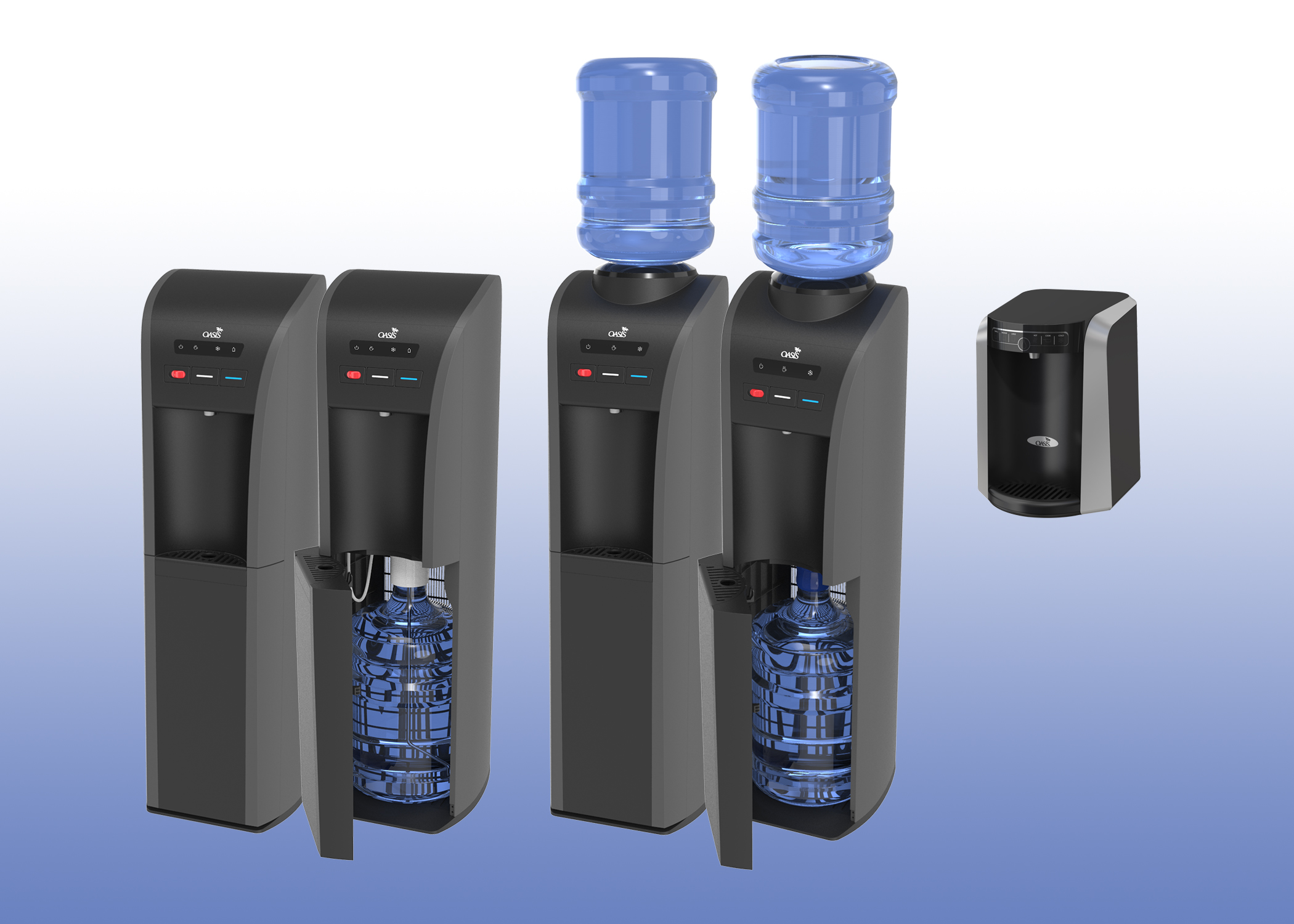 Old fashioned water cooler 7