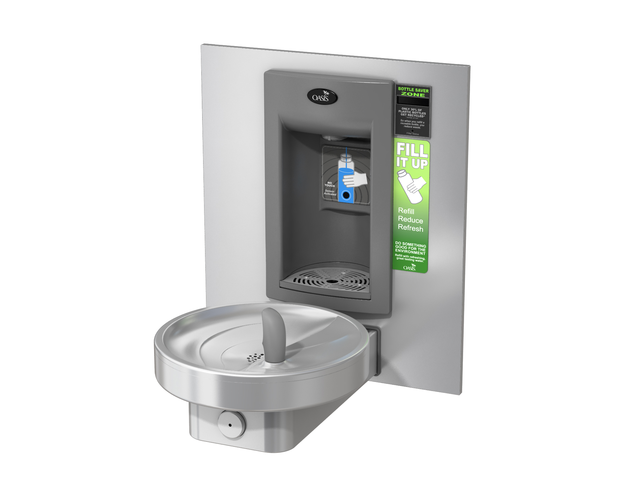 Aqua Pointe Bottle Fillers & Fountains