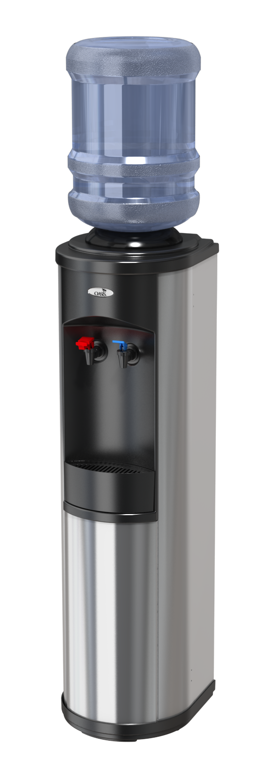 The brio professional commercial grade 500 series bottle water coolers are made for the professional bottle-water