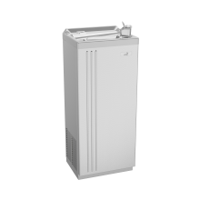 Corrosion Protected, Free Standing or Against-A-Wall Cooler