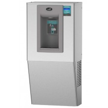 WALL-MOUNTED REFRIGERATED BOTTLE FILLER
