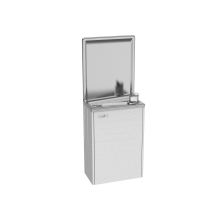 Simulated Recessed Cooler