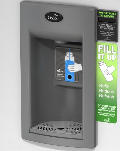 Electronic Bottle Filler