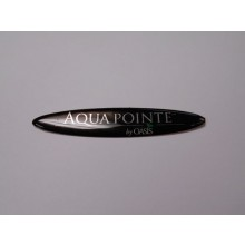 INSERT, NAMEPLATE AQUAPOINTE
